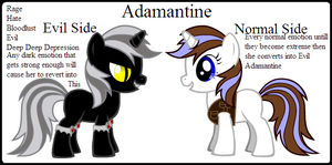 Altered Adamantine by Cristal-Soul