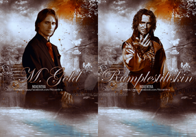 M. Gold / Rumplestiltskin by N0xentra