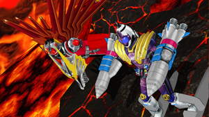 MMD NC - Fourze MN Fusion States by Zeltrax987
