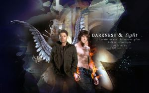 Darkness And Light by mishlee