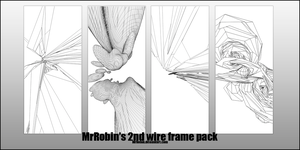 MrRobin 2nd wire frame pack by MrRoBiN