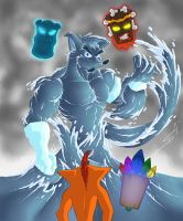 Are you thirsty Crash? by DSA09