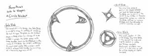 Circle Blades by butterfrog