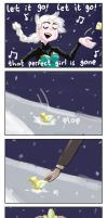 let it go... to ooo by JOSEPHSK