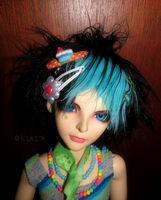 Cupcakes and Colors by Larimar
