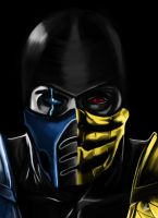 Mortal Kombat by Wild-Theory