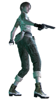 Rebecca Chambers-RE Umbrella Chronicles PNG 1 by Isobel-Theroux