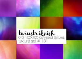 Texture Set 131 by twinstrikeish