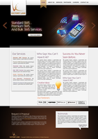 VLink Corporate website4 by safialex83