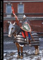 Old Russian Warrior Img. 016 by Reconstruction-Stock