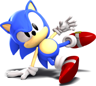 [Blender] Classic FAST!!! by MaxiGamer