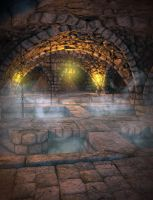 Underdocks - The Dungeon by OrestesGraphics