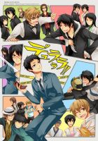 Durarara all character by scarlet-xx