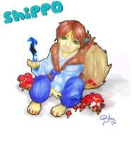 ++ Widdle Shippo ++ by lunescence