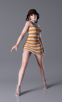 Lei Fang 3DS Render 22 by x2gon
