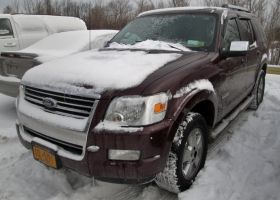 (2006) Ford Explorer Limited by auroraTerra