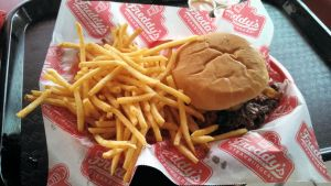 Bacon and Cheese Double Steakburger from Freddy's by BigMac1212