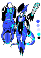 Lexi Reference 2.0 (Armorless) by QZARLOID
