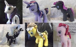 Ponies for snafu by Unisamas