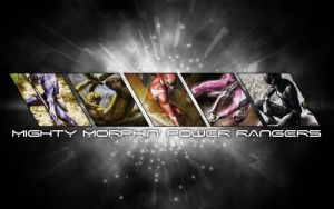 Might Morphin Power Rangers by Lefty7102