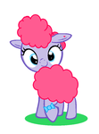 My little Sheep Cotton Cutie by Amicay