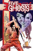 Five Ghosts issue 6 by thisismyboomstick