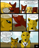 The Beginning of the End Page 18 by RafikiThePacmanFrog