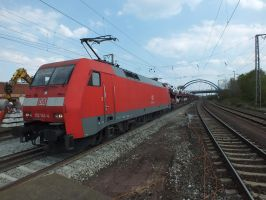 152 143 with car train by damenster