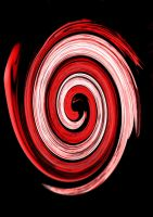 Spiral(black/red) by TOHA1K