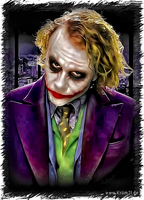 Joker 2 - Heath Ledger by kruemel-sangerhausen