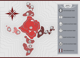 MAP OF CONCARD by KristinTree