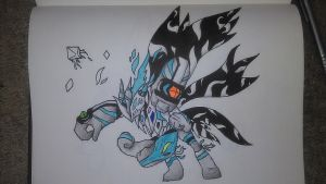 GreatStep fusion form by CyanideWorks-MC