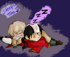 Sleepytime RoChu by RPG-freak