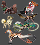 Winter Auctions! 2 Left! by iMonox