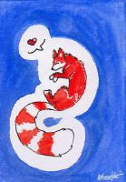 ACEO : Tamaki for Reminel by Nanook94