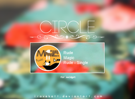 Circle|xWidget by iRaveKatt