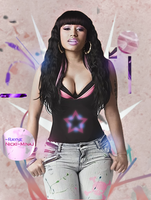 Nicki Minaj by Acending-Sun