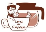 Lord of Coffee by MondoArt