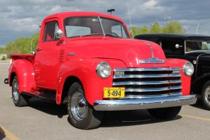 Beautiful '52 Chevrolet by KyleAndTheClassics