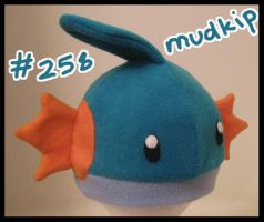 Mudkip hat by Hazuza