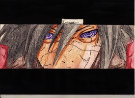 Madara close up by Zangetsu552