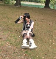 Yuffie cosplay shoot 6 by LouSan