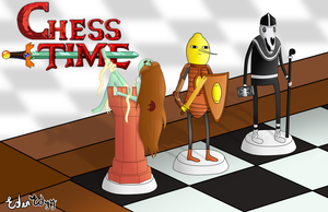 Adventure Time Chess Project - Part 5 by EderEdyy