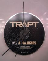 Trapt No Apologies Wall Clock by Vash-15