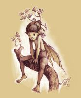 Forest Faerie by soonumb