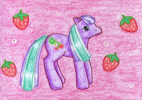 My Little Pony: Sweetberry by NormaLeeInsane