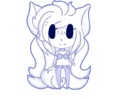 chibi try by AshleyShiotome
