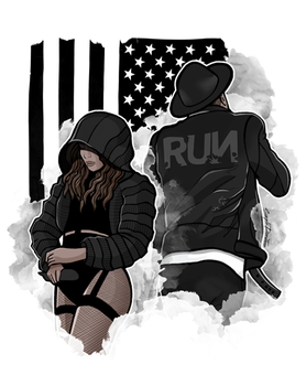 On The Run Tour by simpledonjuan