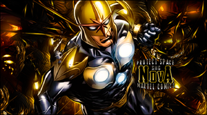 Nova Marvel by Shogun-SHG