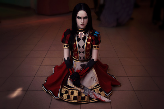 Alice Madness Returns COSPLAY FAP: 2016 [6] by AliceYuric